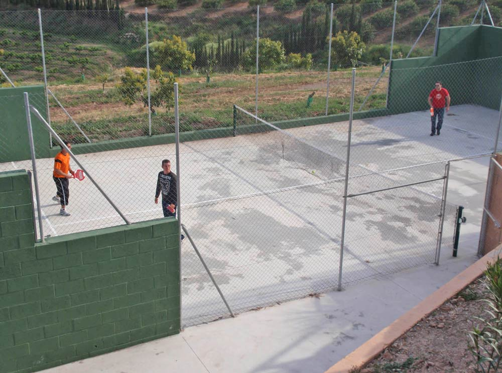 Ample facilities for the practice of sports