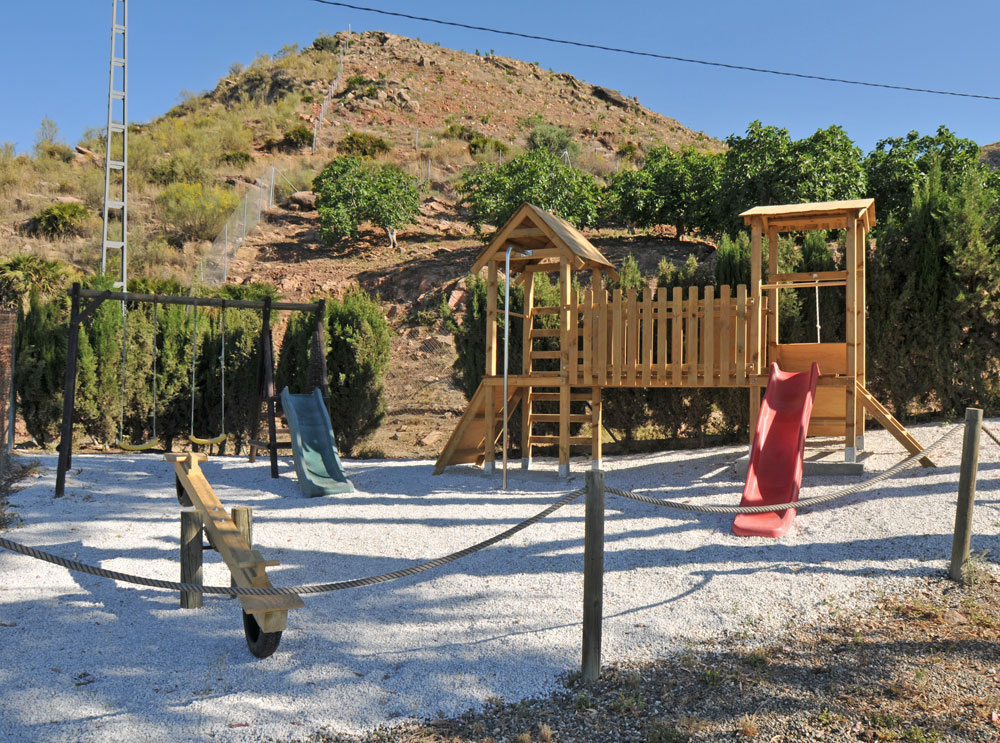 Recreational spaces for children