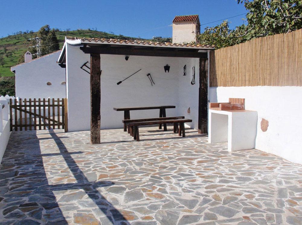 Alquiler De Casa Rural En Málaga El Granero